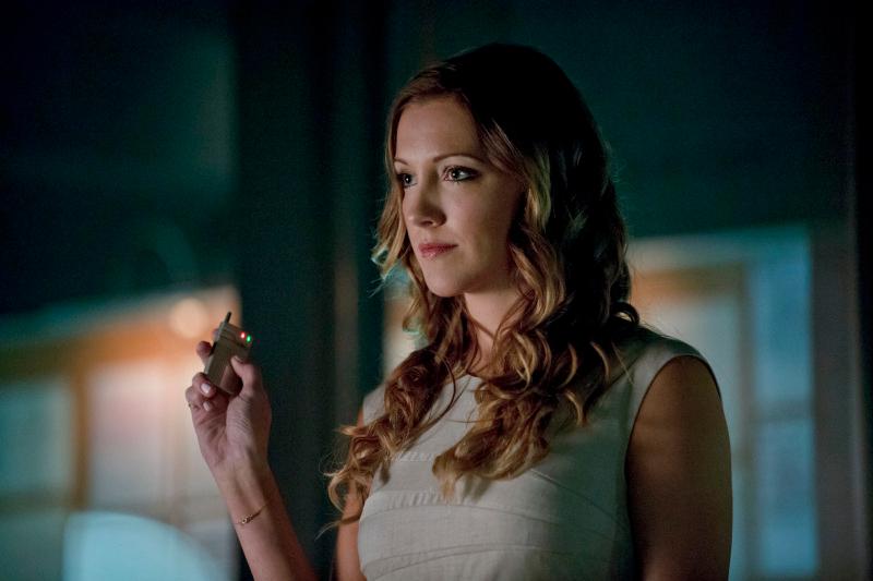 Arrow's Katie Cassidy as Laurel. Season 2 Episode 3 - Broken Dolls